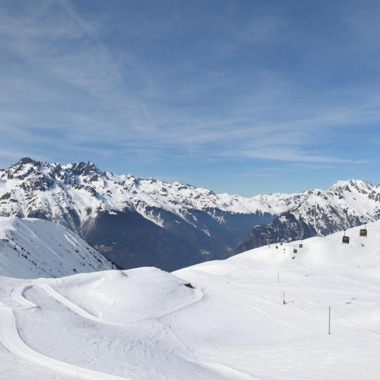 L'Alpe D'Huez Cycling and Skiing