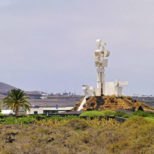 Campesino Monument