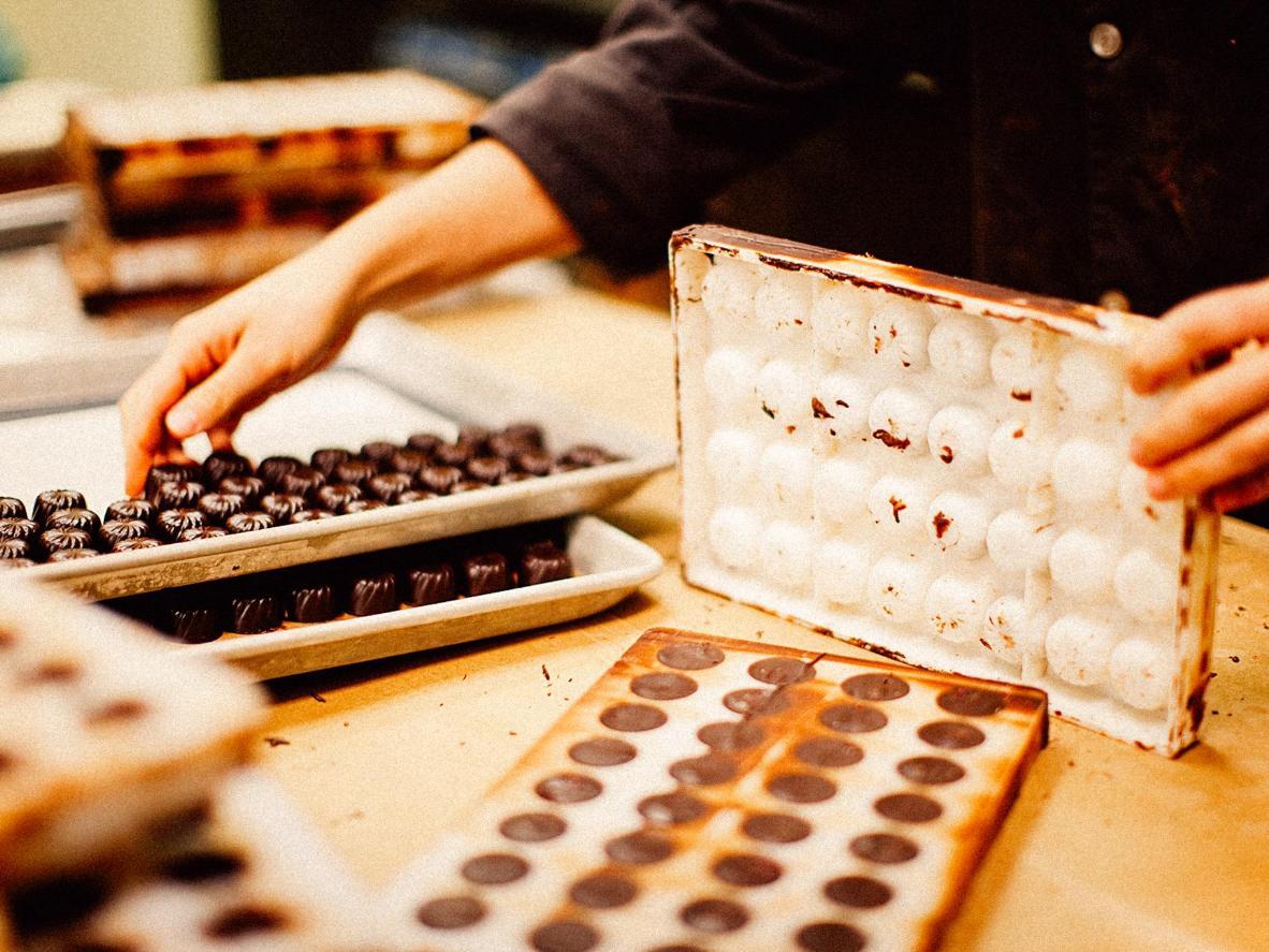Visitez la chocolaterie de Yarra Glen, une destination réputée pour sa cuisine