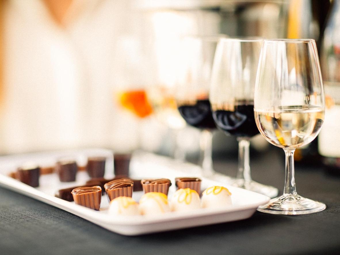 Tain-l'Hermitage est réputée depuis longtemps pour la qualité de ses chocolats