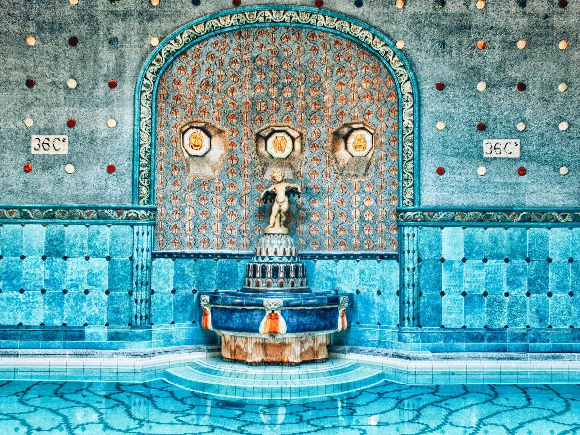Banos Gellert.Top 6 Thermal Baths In Budapest Booking Com