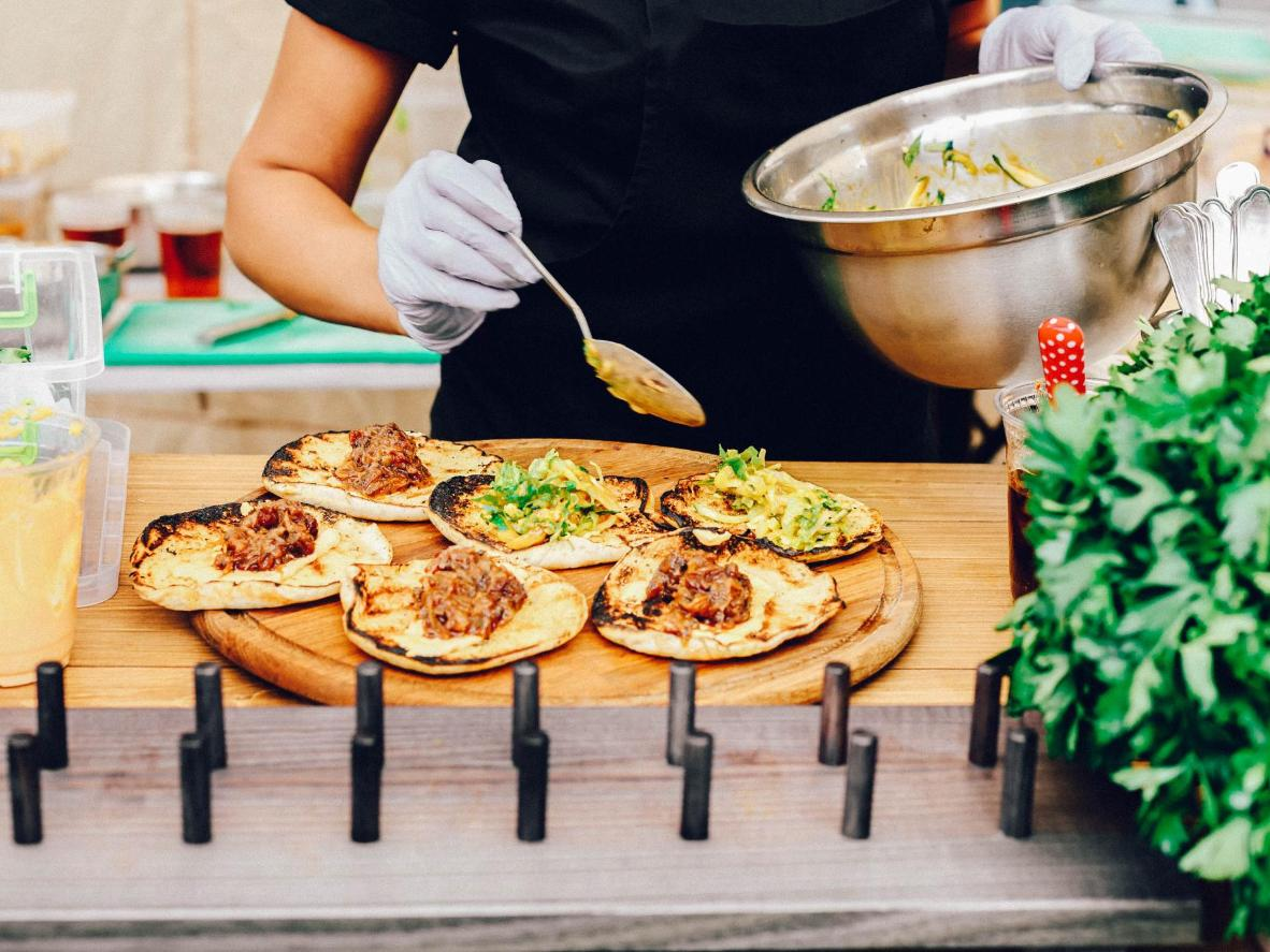 Street vendors take the art of the taco seriously