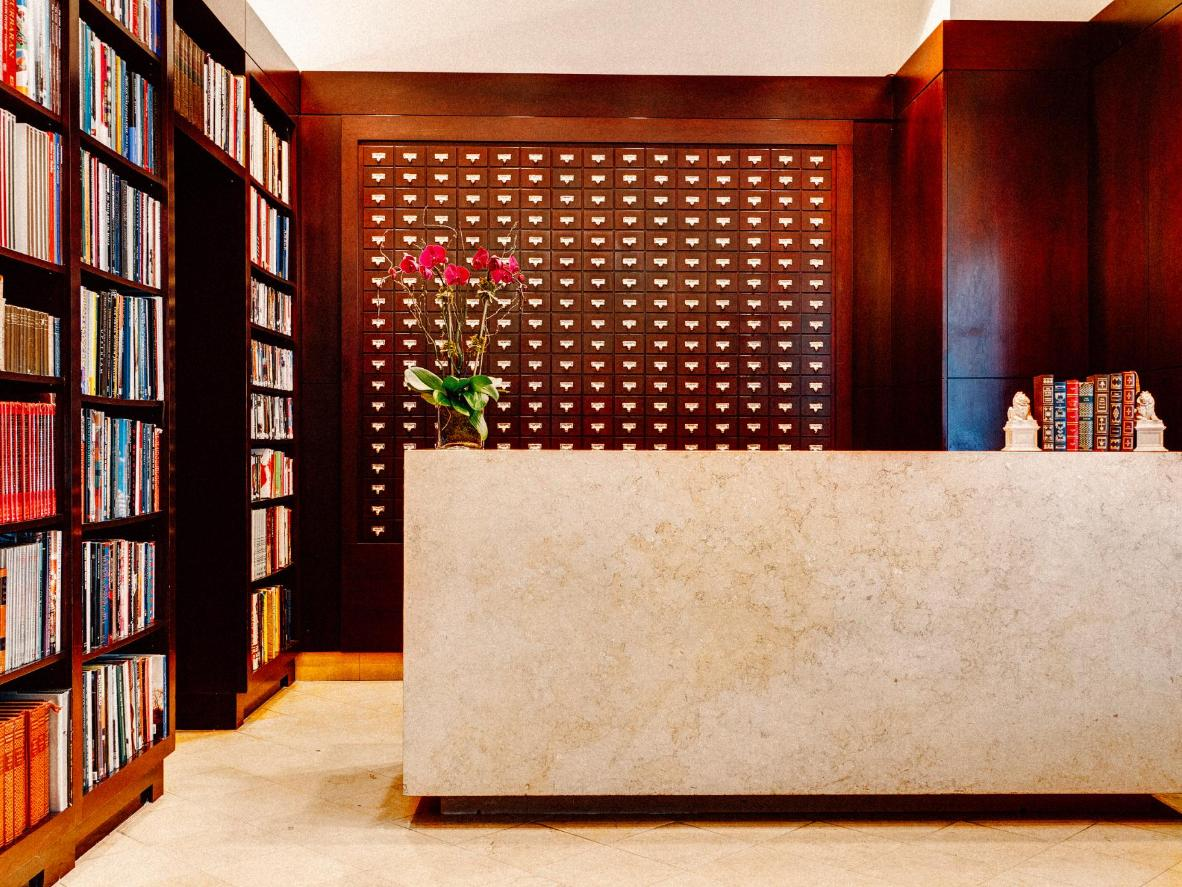 Library Hotel