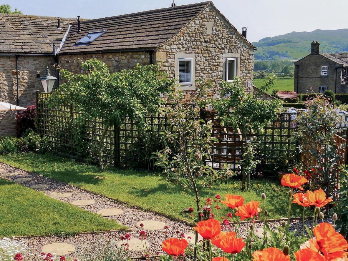 Poppy Cottages nel North Yorkshire, Regno Unito
