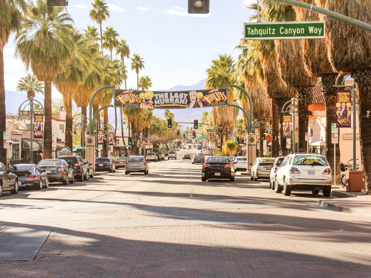 The city is an oasis in the Sonoran Desert, with lots to do on its main streets
