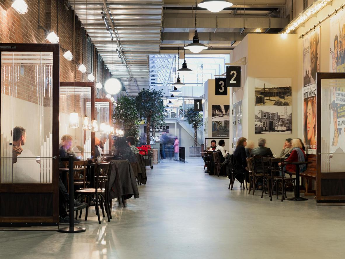 Filmhallen is a laid-back, local favourite