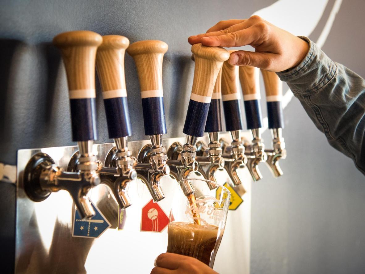 ロンドンで、100種を超える知名度が低めのビールを楽しめるイベントです