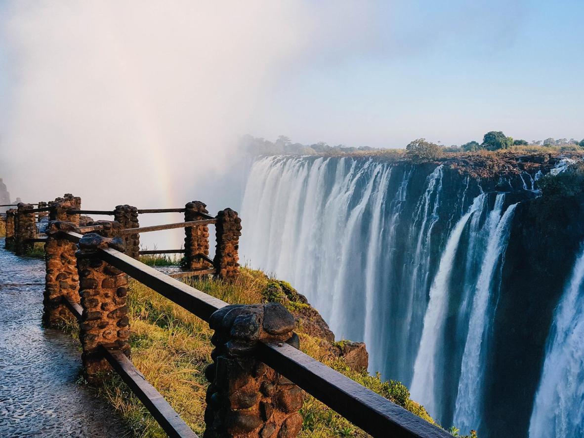 Tourist destination Zambia