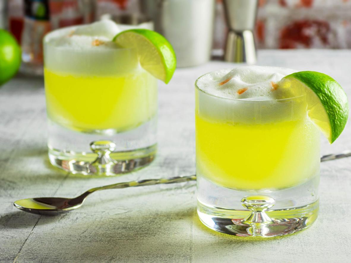 Ten cytrusowy wiosenny drink o złożonym, słodko-kwaśnym smaku, jest nektarem bogów