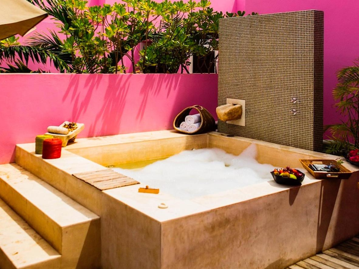 Rosas & Xocolate Boutique Hotel+Spa in Merida
