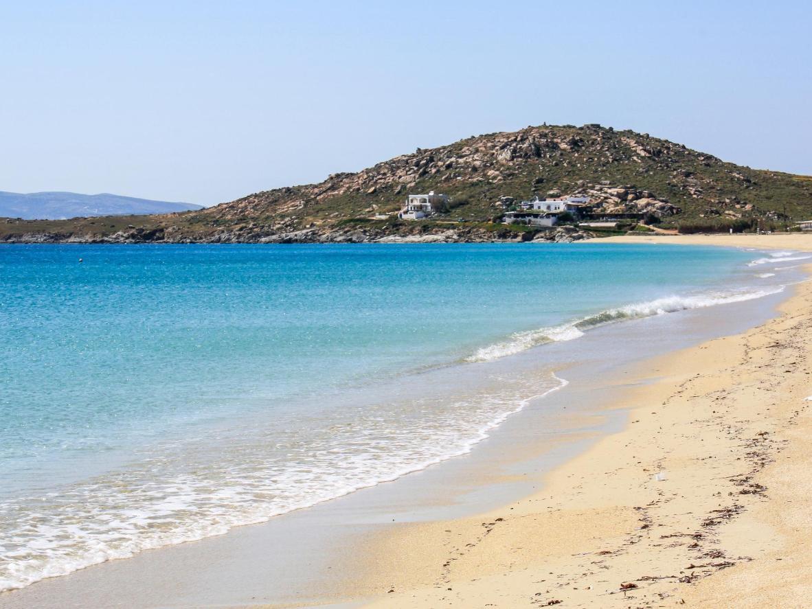 Agios Prokopiose rand