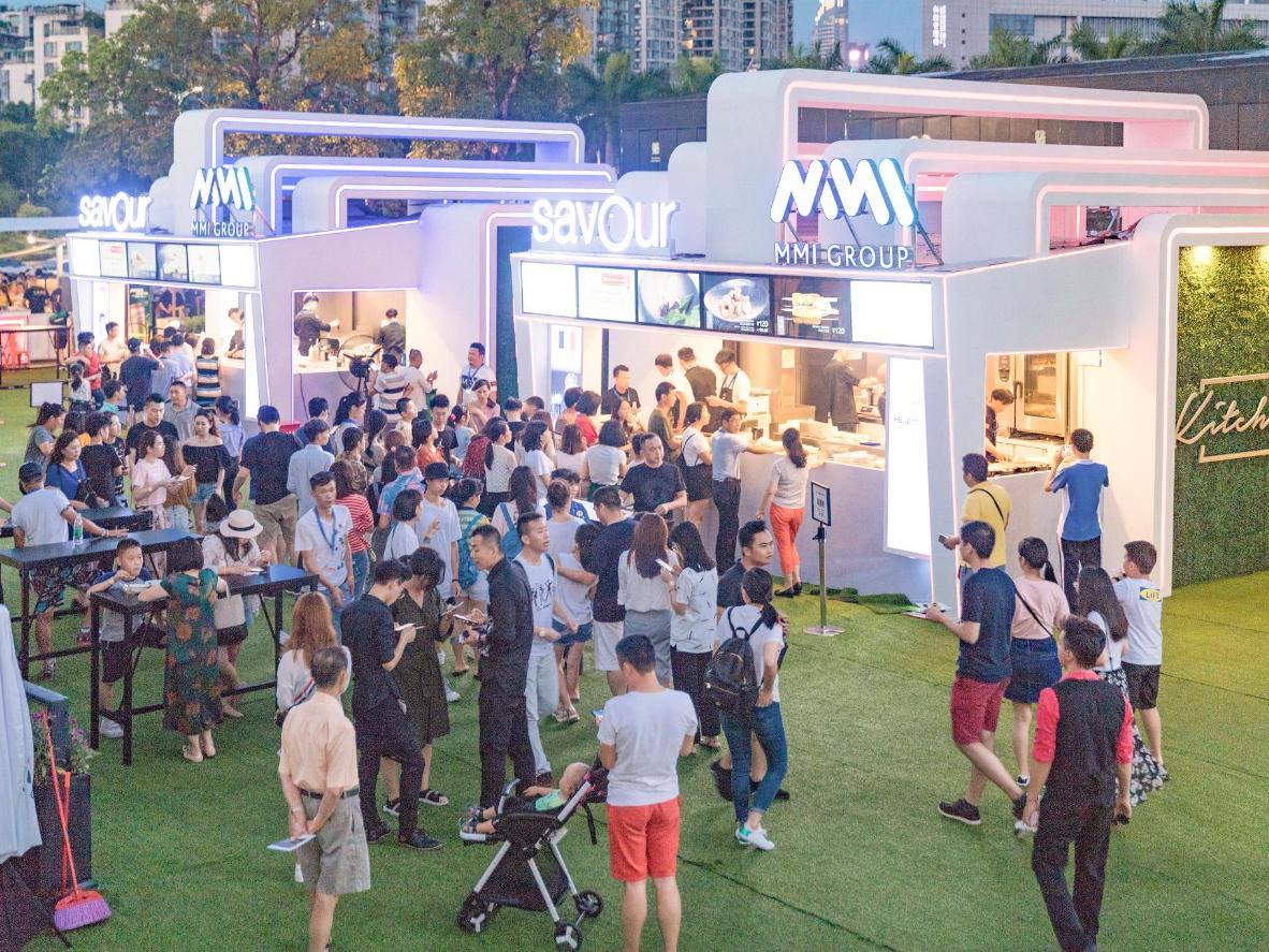 Upplev gourmetmat, lär av mästerkockar, delta i tävlingar och besök en gourmetmarknad på festivalen Savour
