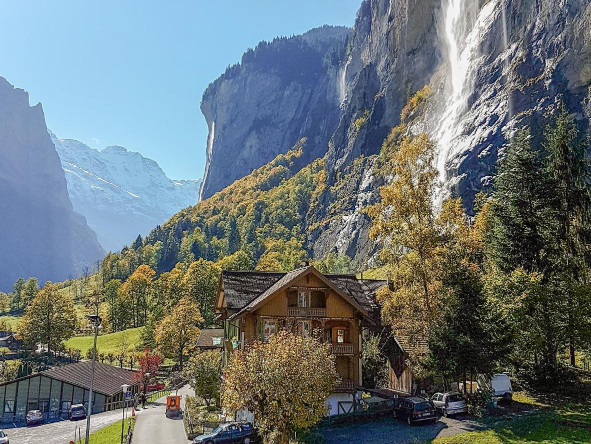Hornerpub Apartments, Lauterbrunnen
