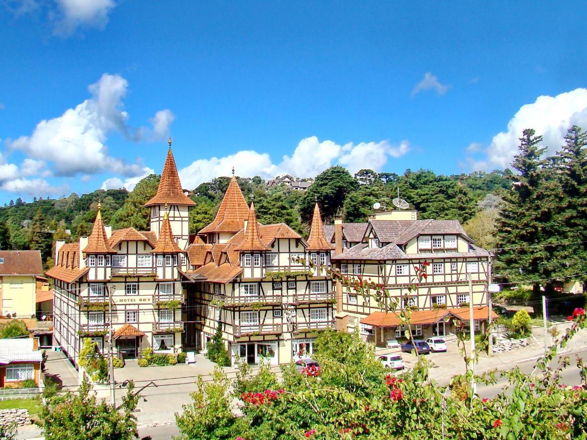 Hotel Sky in Gramado