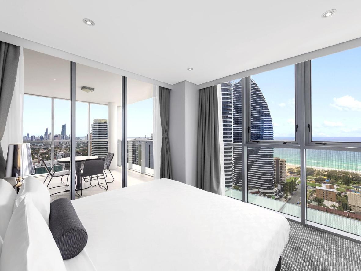 Meriton Suites Broadbeach in Gold Coast