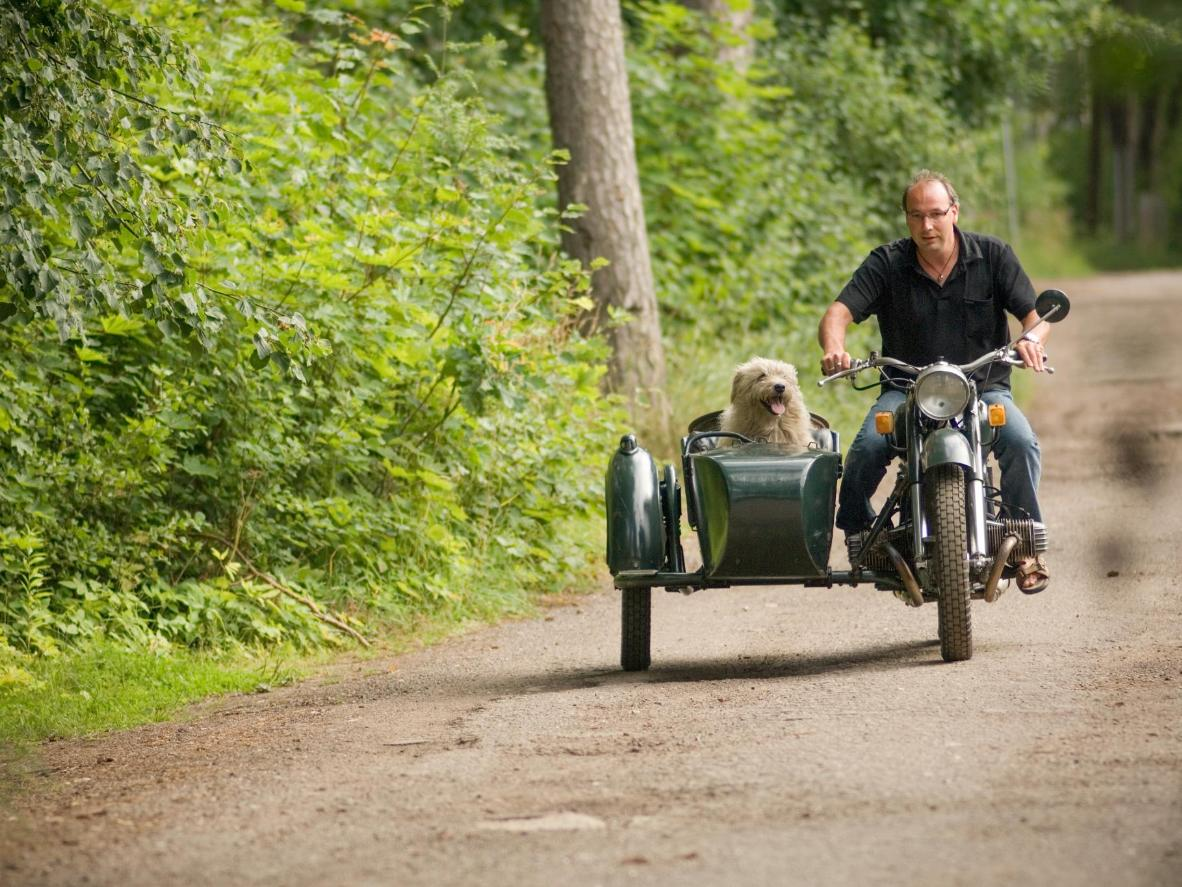 Mine vanamoodsale autoreisile ümber Šotimaa