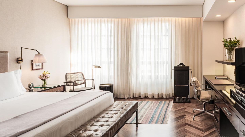 Art Deco simplicity at Hotel Fasano São Paulo