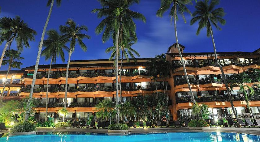 Patong Merlin Hotel(芭东美林酒店)