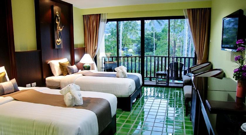 Duangjitt Resort and Spa(段哥吉特温泉度假酒店)