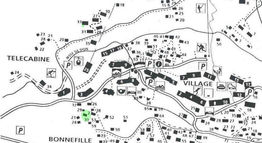 安塞建华镇地图