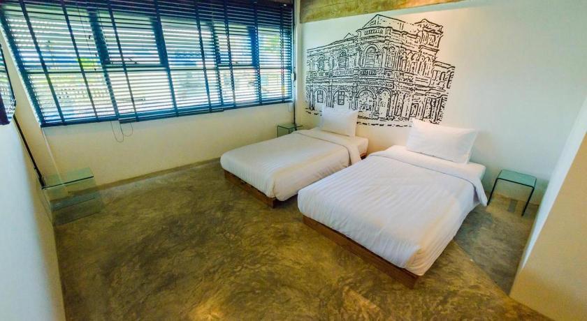 Quip Design Phuket Hotel(普吉妙语设计酒店)