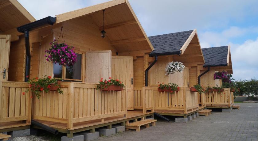 法国木屋别墅图片