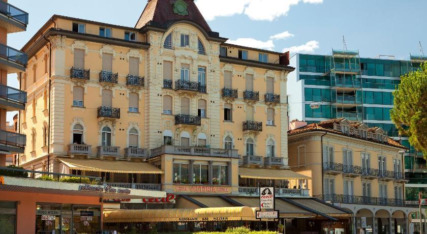 维多利亚欧拉克酒店高清图片