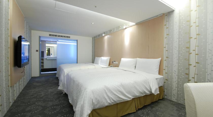 New Stay Inn - Taipei Main Station 新站旅店 - 台北车站