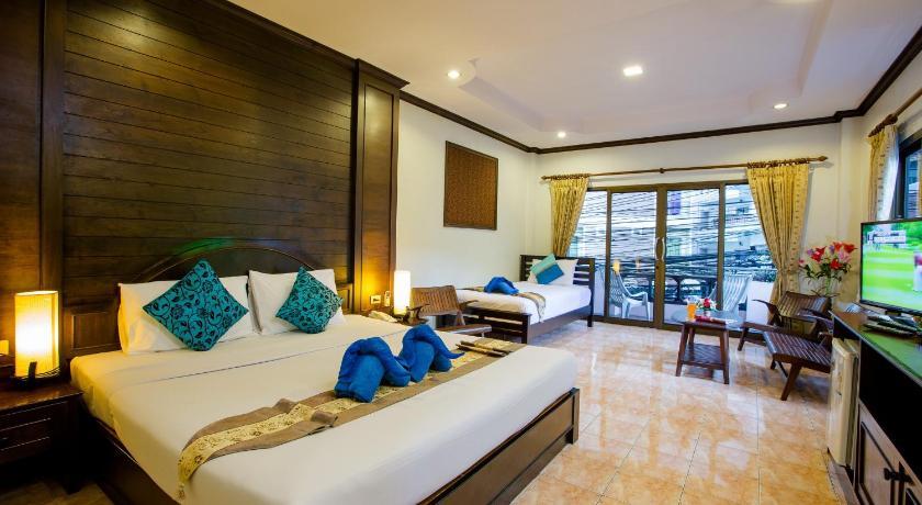 Baan Veerakit Guesthouse(班韦拉吉特宾馆)