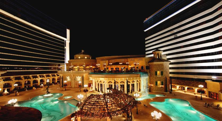 peppermill resort spa casino(胡椒磨坊水疗中心赌场度假酒店) 5星级
