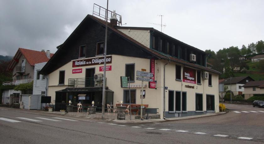 saint-maurice-sur-moselle勤奋旅馆 (relais de la )