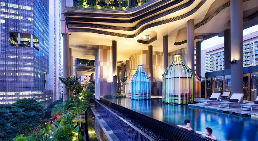 PARKROYAL On Pickering 新加坡皮克林宾乐雅酒店