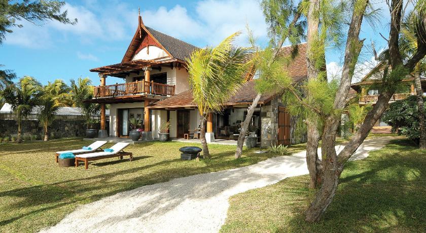 萨卡哈拉豪华私人海滩别墅式酒店 (毛里求斯 poste )