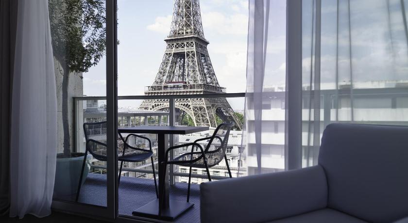 铂尔曼度假巴黎埃菲尔铁塔酒店