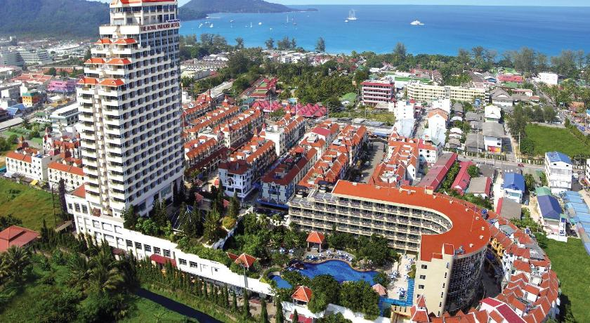 The Royal Paradise Hotel & Spa(皇家天堂酒店与温泉中心)
