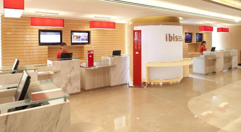 Ibis Hong Kong Central & Sheung Wan Hotel 宜必思香港中上环酒店