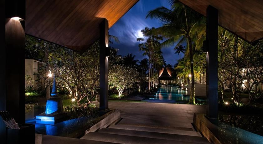 Twinpalms Phuket(普吉岛双棕榈树酒店)
