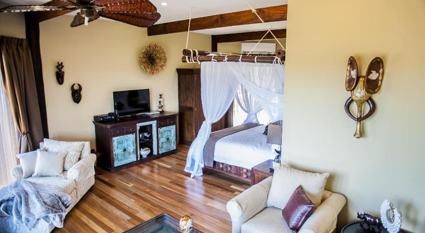 贾马拉野生动物山林小屋