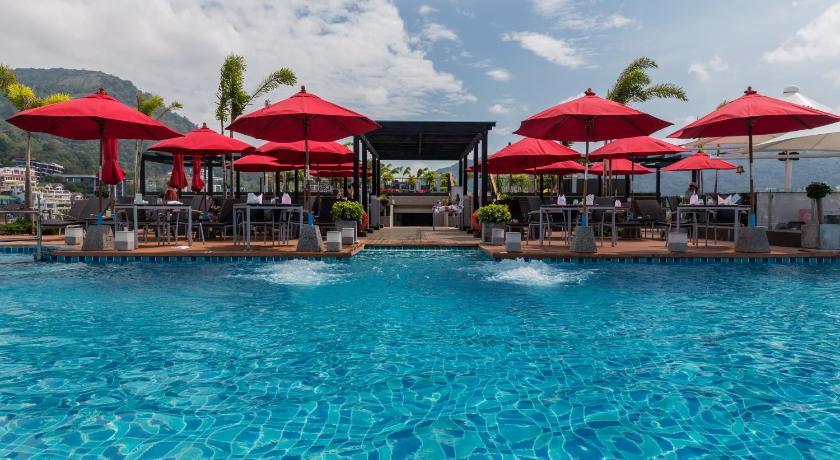 魅力普吉岛度假村酒店 (泰国 芭东海滩) - booking.