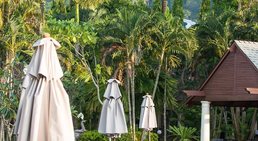 Deevana Patong Resort & Spa(蒂瓦娜芭东温泉度假酒店)