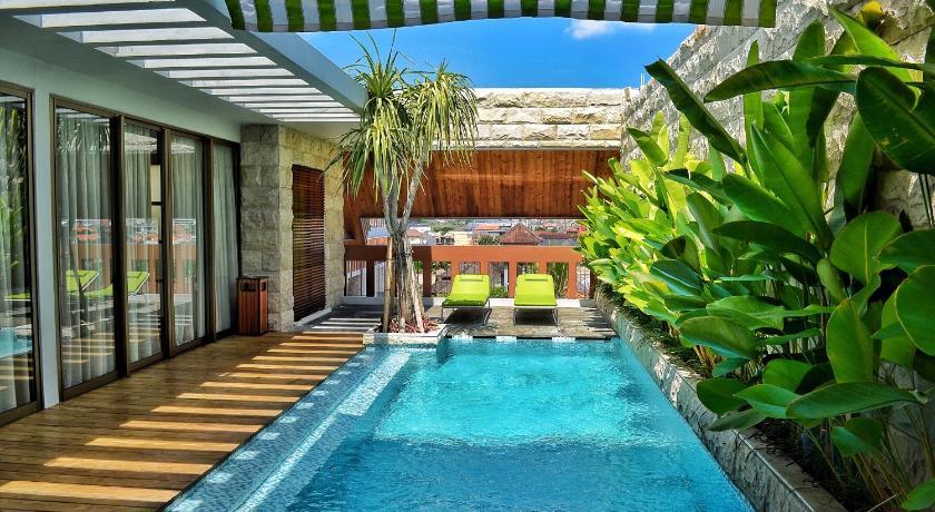 巴厘岛别墅ts套房酒店