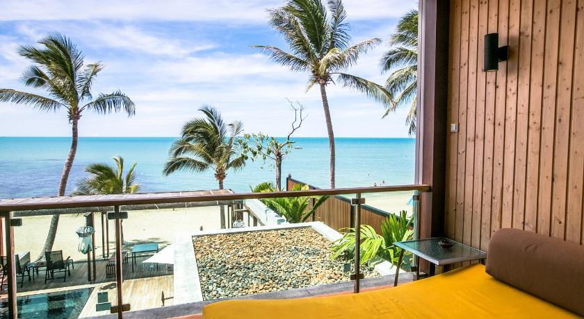 苏梅岛泳池别墅酒店 (泰国 拉迈海滩) - booking.com