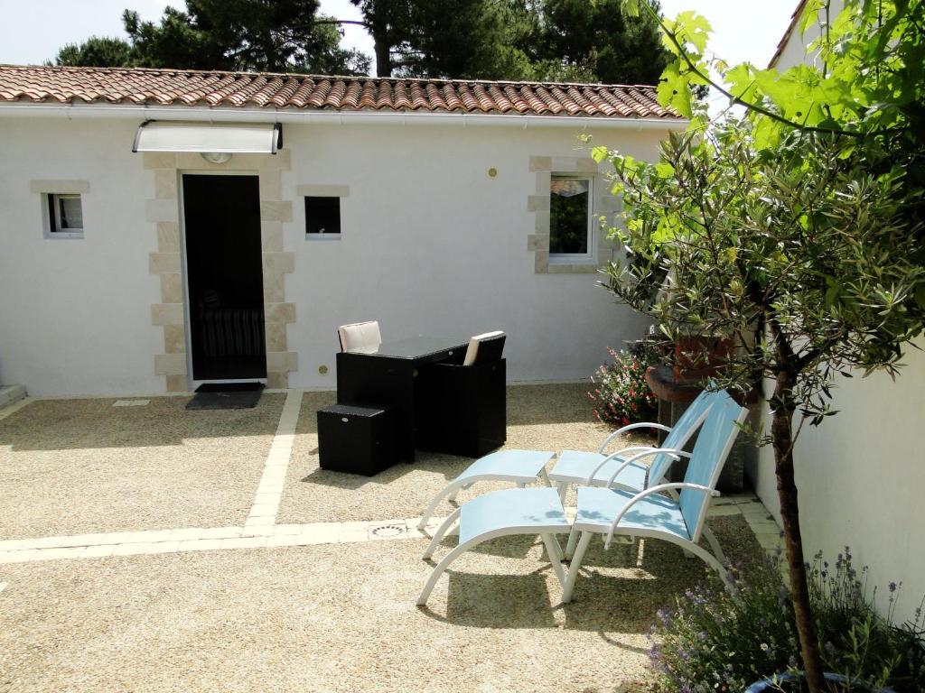 Ferienhaus La Petite Maison sur l\'Ile de Ré (Frankreich La ...