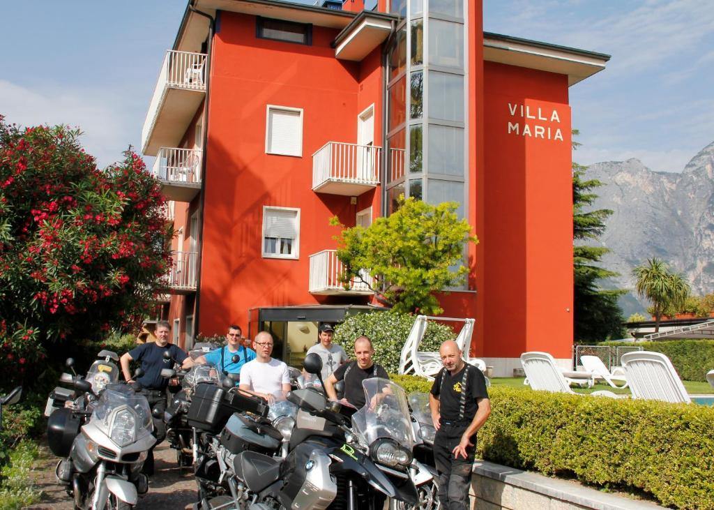 Bike Hotel Villa Maria