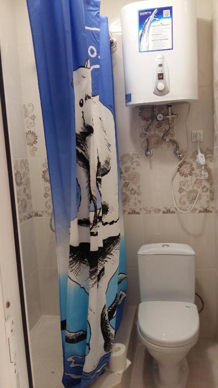 Ванная комната в Raiskiy ugolok