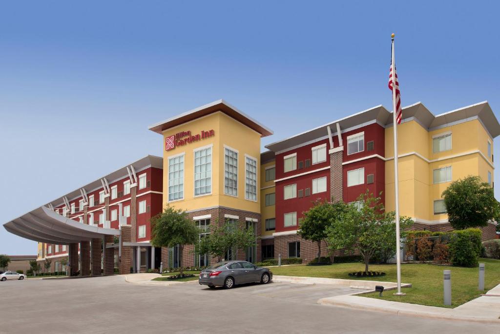 Hilton Garden Inn San Antonio Airport South.