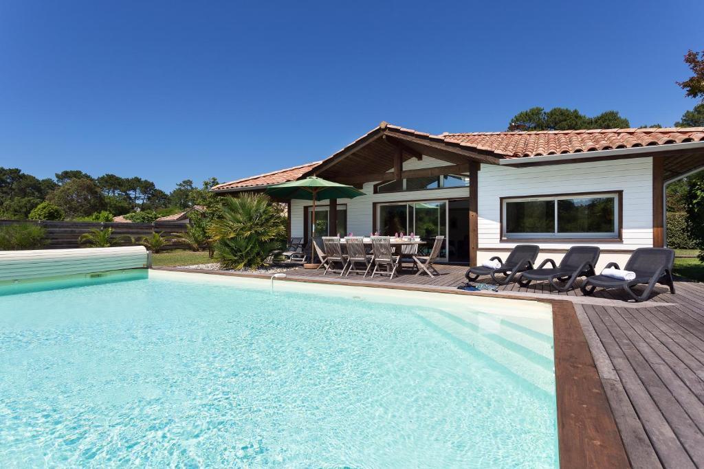 Madame Vacances Villas La Prade Moliets Et Maa France Booking Com