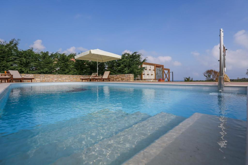 The swimming pool at or near Ameadros Resort