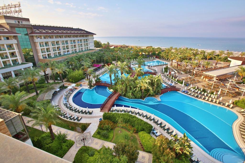 Sunis Koy Beach Resort Side Turkey