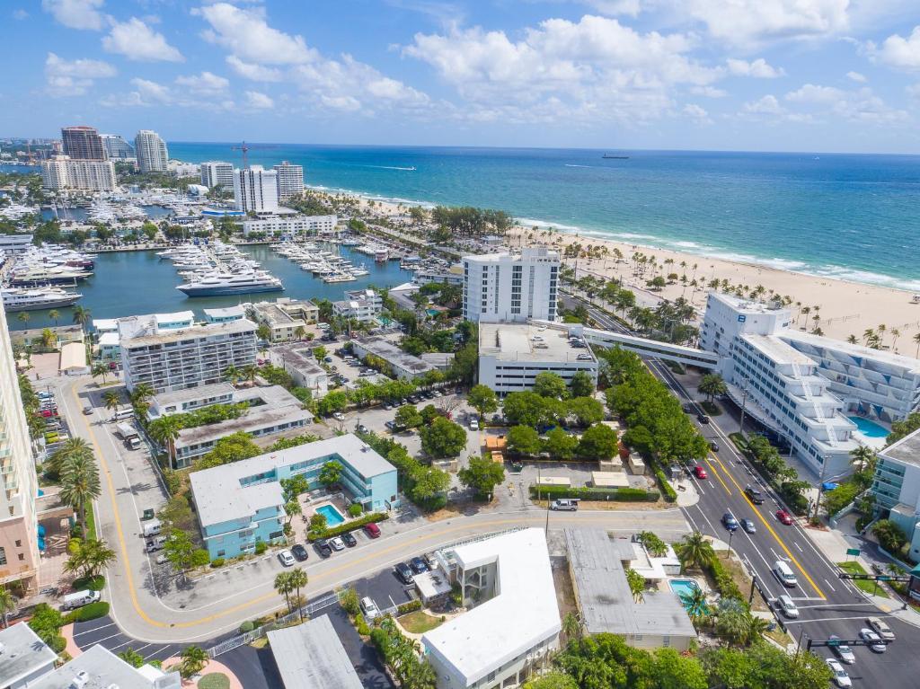 Sea Beach Plaza Fort Lauderdale